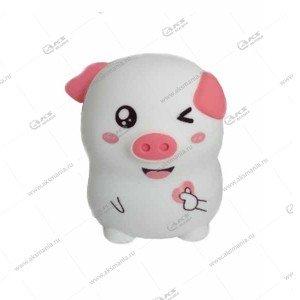 Настольная лампа-ночник Pig