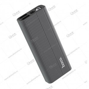 Power Bank HOCO J54 10000mAh темно-серый