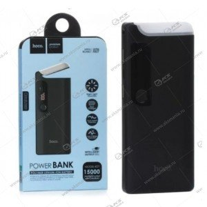 Power Bank HOCO B27 15000mAh черный