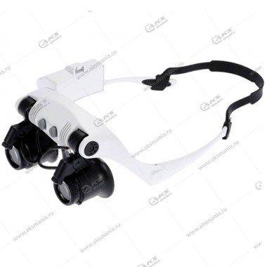 Бинокулярные монтажные очки-лупа 9892G-3A