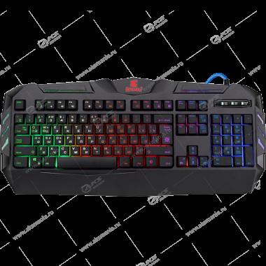Клавиатура Defender Werewolf GK-120L игровая с подсветкой, черный