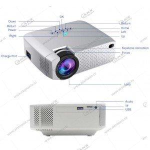Проектор D40W