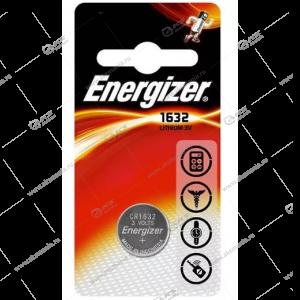 Элемент питания Energizer CR1632/1BL