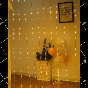 "Гирлянда ""Водопад"" 2х1,5м 360LED в коробке желтый"