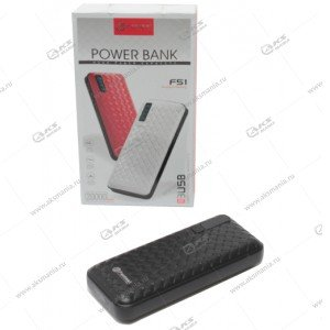 Power Bank Fantesi F-51 20000mAh чёрный