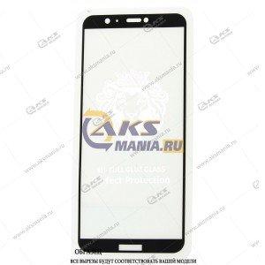 Защитное стекло Huawei Honor 8A/Y6 2019/Y6S 3D Black