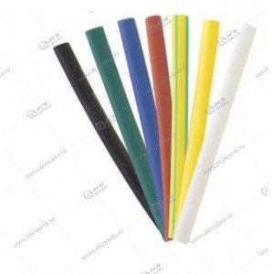 Термоусаживаемая трубка 2/1 набор из 7 цветов по 3 шт. 10см (SBE-HST-2)