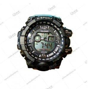 Часы наручные K-Sport черный
