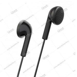 Наушники Borofone BM40 Sage с микрофоном черный