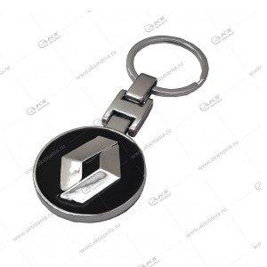 "Брелок для ключей металлический жетон ""Renault"""