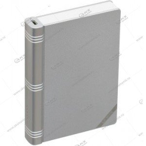 Power Bank Remax Jumbook RPP-85 10000mAh серый