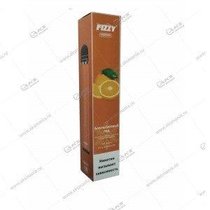Электронная одноразовая сигарета Fizzy Coronka 2% 800 затяжек Апельсин с холодком