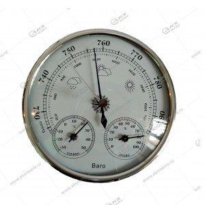 Гигрометр, Барометр, Термометр 3в1 HB-9392-S