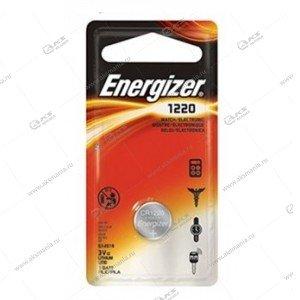 Элемент питания Energizer CR1220/1BL