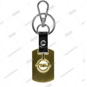 "Брелок для ключей металлический ""Opel"""
