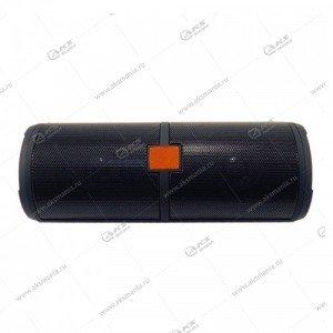 Колонка портативная Charge 5+ BT FM TF черный