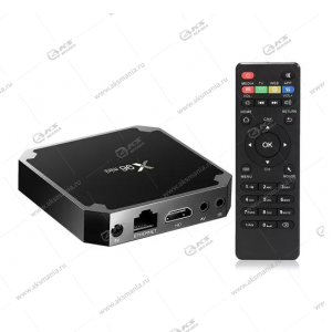 Смарт приставка Android TV Box X96 mini (RAM:2GB ROM;16GB)