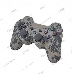 Gamepad PS3 Dualshock 3 wireless камуфляж