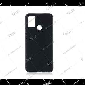 Силикон Huawei Honor 9A тонкий матовый черный