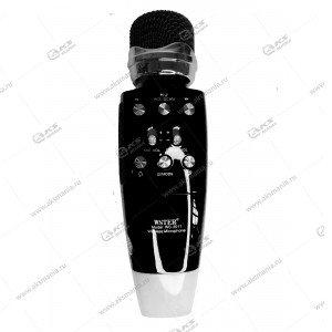 Беспроводной караоке микрофон WS-2011 черный