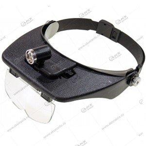 Бинокулярные монтажные очки-лупа MG81001-C