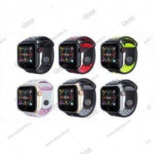 Smart Bracelet Z7 Шагомер Пульсометр чёрно-серый