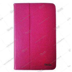 Чехол для планшета вставка 8.9-9 розовый