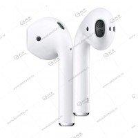 Наушники Bluetooth Apods 2 AAA-class белый