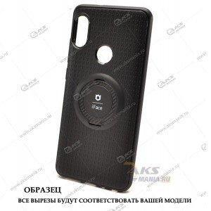 Силикон Huawei Honor 9A iFace черный