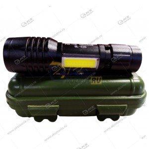 Фонарь BL-535 ручной АКБ