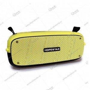Колонка портативная HOPESTAR A20 желтый