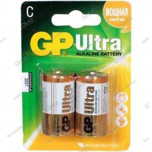 Элемент питания GP LR14/2BL Ultra