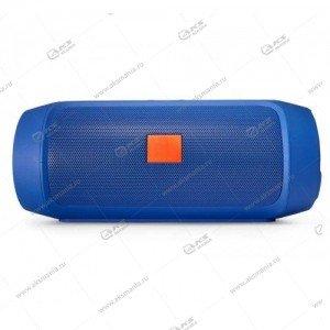 Колонка портативная Charge Mini BT TF FM синий