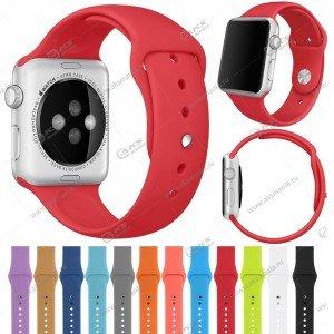 Ремешок на Apple Watch 42mm силиконовый