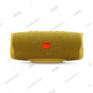 Колонка портативная Charge 4 NEW BT FM TF золотой