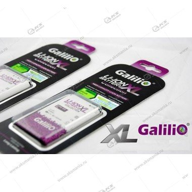 АКБ Galilio Samsung i8750/ i8370 №4