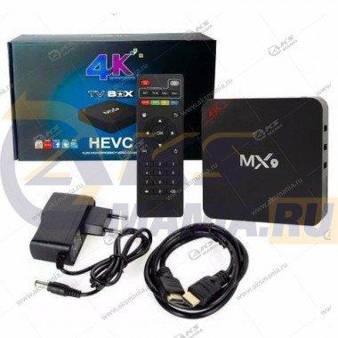 Смарт приставка Android TV Box MX9 (RAM:1GB ROM:8GB)
