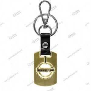"Брелок для ключей металлический ""Nissan"""