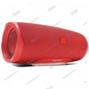 Колонка портативная Charge 4 NEW BT FM TF красный