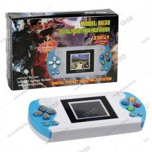 Карманная портативная игровая консоль 8630 230в1