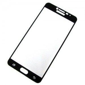 Защитное стекло Samsung A710 (2016) Black