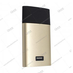 Power Bank Remax Perfume RPP-27 10000mAh золотой