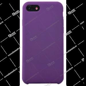 Silicone Case (Soft Touch) для iPhone XR фиолетовый
