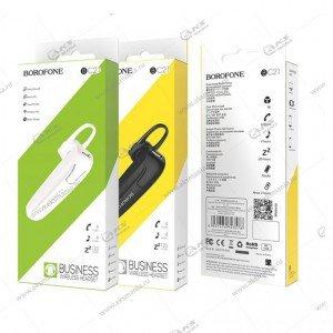 Bluetooth гарнитура Borofone BC21 Encourage sound чёрный