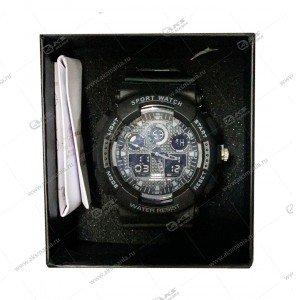 Наручные часы WEODE водонепроницаемые  черный