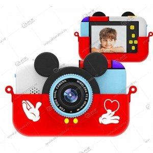 Детский фотоаппарат Children's Digital Camera Микки Маус