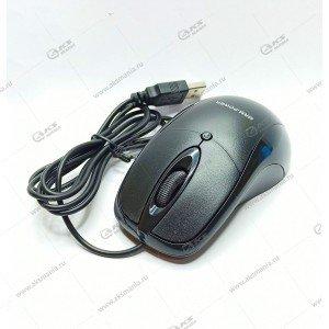 Мышь проводная Mrm-Power G-02 black