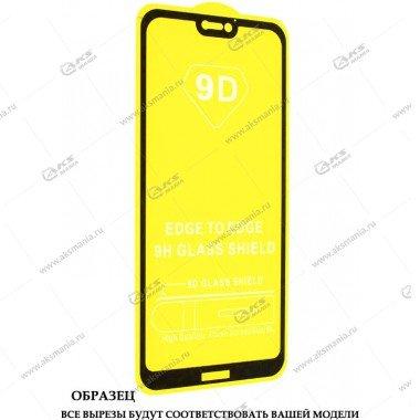 Защитное стекло Huawei Honor 7X 9D Black