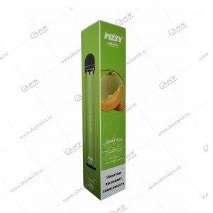 Электронная одноразовая сигарета Fizzy Coronka 2% 800 затяжек Дыня с холодком