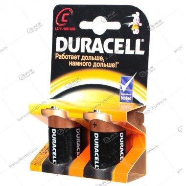 Элемент питания Duracell LR14/2BL